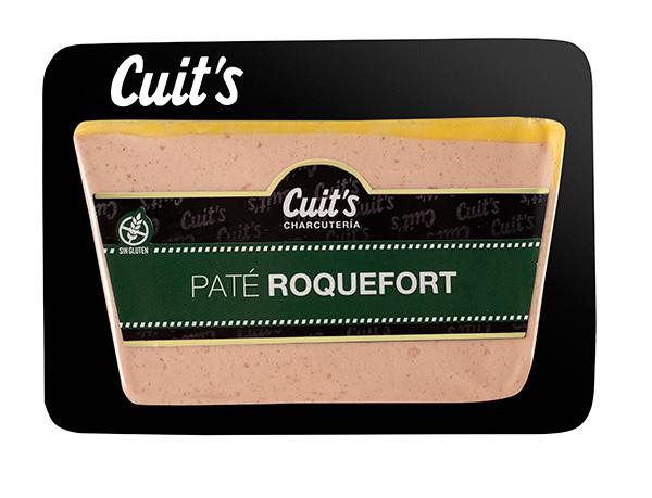 Paté roquefort
