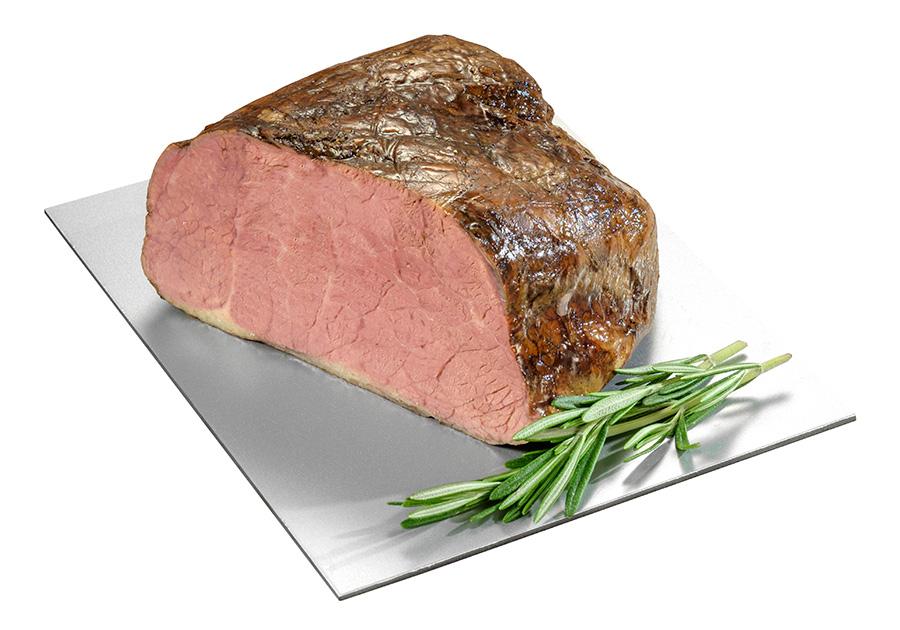 Roast beef cocinado