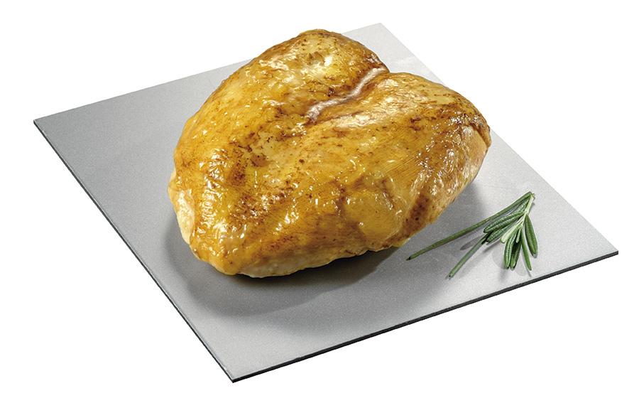 Pechuga de pollo plana