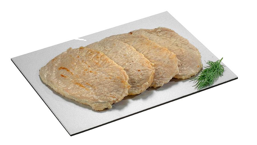 Filetes de lomo a la plancha