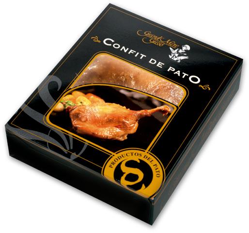 Confit de pato (Pack individual)
